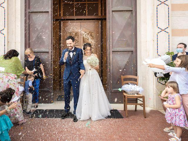 Il matrimonio di Simone e Federica a Roseto degli Abruzzi, Teramo 31