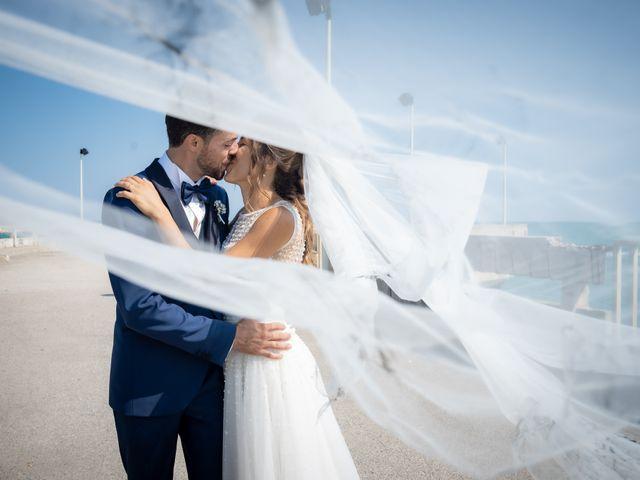 Il matrimonio di Simone e Federica a Roseto degli Abruzzi, Teramo 37
