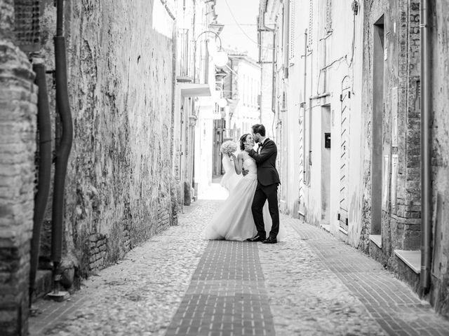 Il matrimonio di Simone e Federica a Roseto degli Abruzzi, Teramo 39