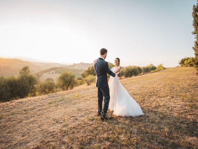 Il matrimonio di Simone e Federica a Roseto degli Abruzzi, Teramo 42
