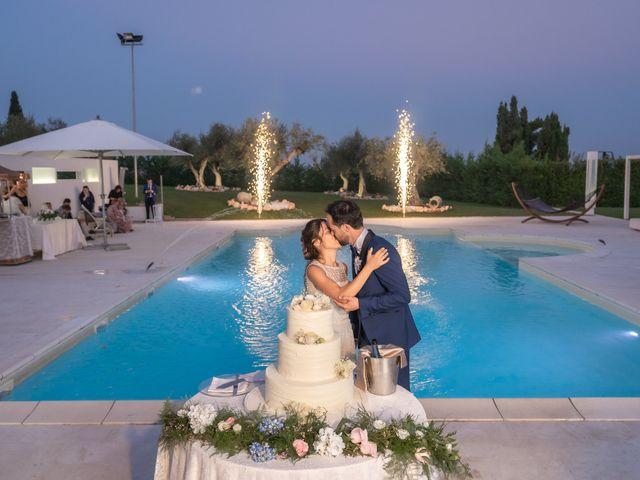 Il matrimonio di Simone e Federica a Roseto degli Abruzzi, Teramo 56