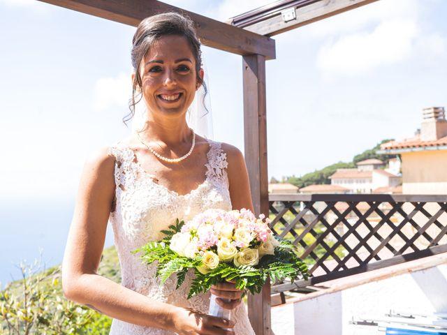 Il matrimonio di Alessio e Chiara a Isola del Giglio, Grosseto 6