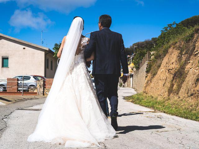Il matrimonio di Alessio e Chiara a Isola del Giglio, Grosseto 7