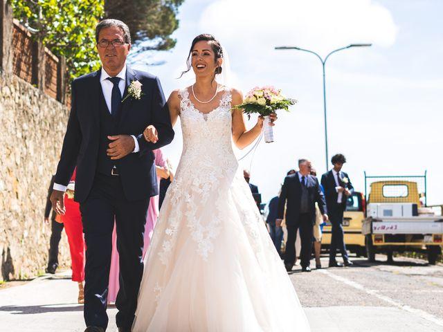 Il matrimonio di Alessio e Chiara a Isola del Giglio, Grosseto 8