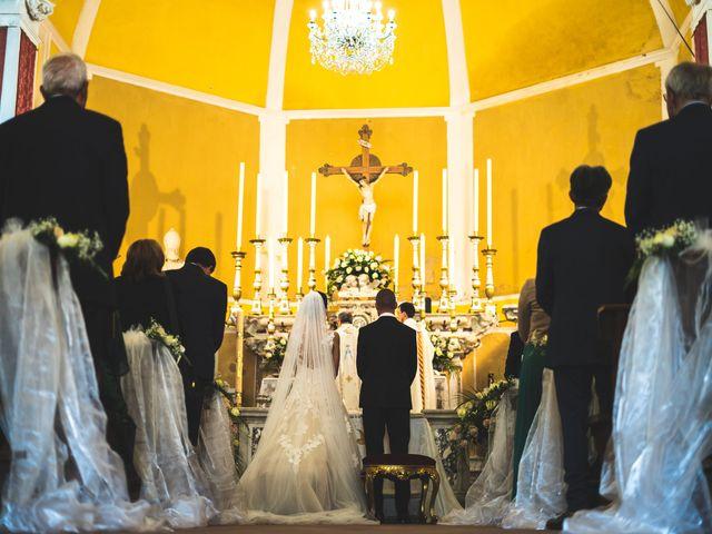 Il matrimonio di Alessio e Chiara a Isola del Giglio, Grosseto 11