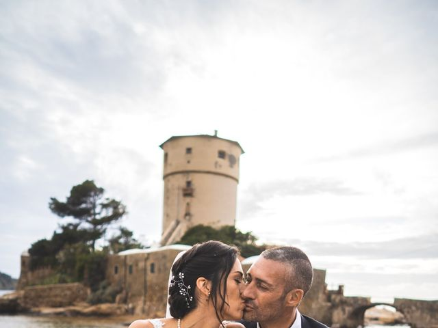 Il matrimonio di Alessio e Chiara a Isola del Giglio, Grosseto 20