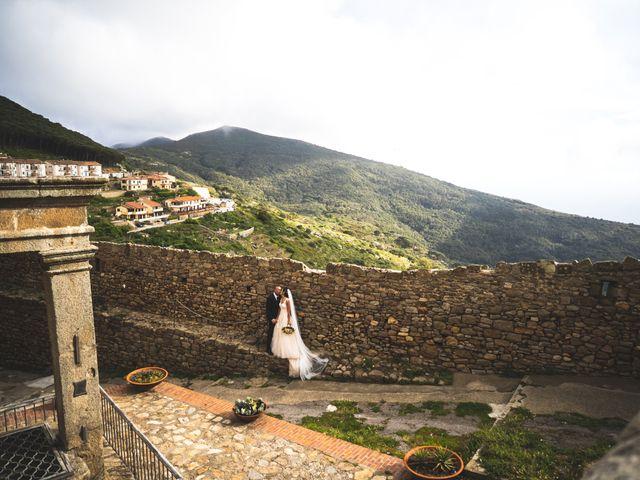 Il matrimonio di Alessio e Chiara a Isola del Giglio, Grosseto 43