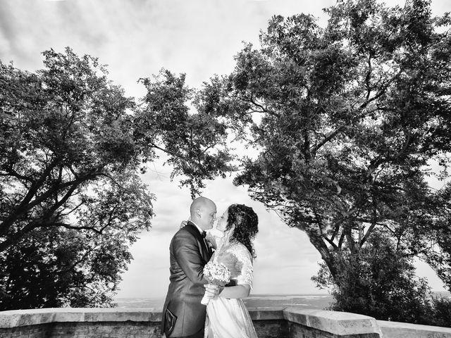 Le nozze di Mariella e Maurizio