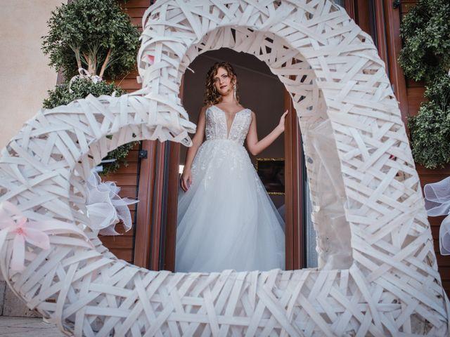 Il matrimonio di Davide e Denise a Torre Santa Susanna, Brindisi 9