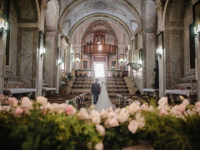 Il matrimonio di Davide e Denise a Torre Santa Susanna, Brindisi 15