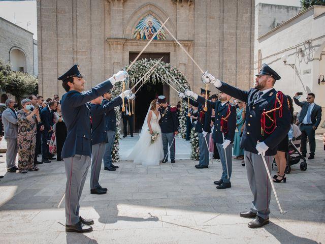 Il matrimonio di Davide e Denise a Torre Santa Susanna, Brindisi 16