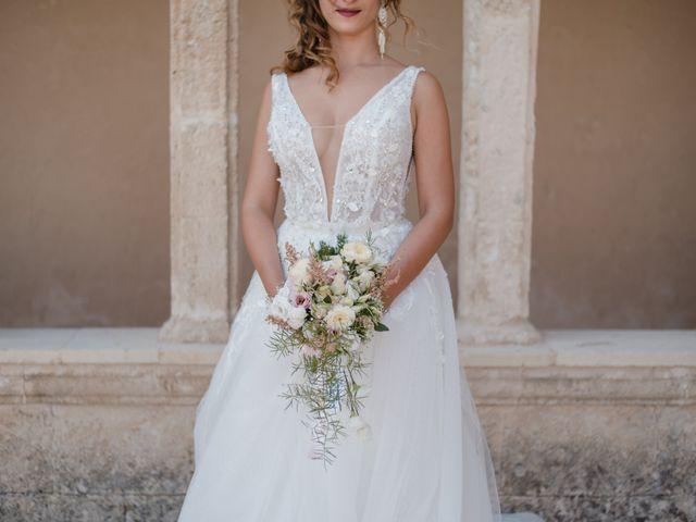 Il matrimonio di Davide e Denise a Torre Santa Susanna, Brindisi 21