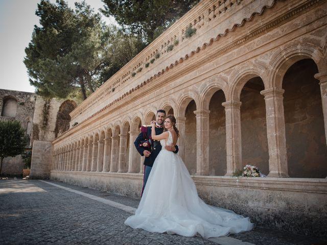 Il matrimonio di Davide e Denise a Torre Santa Susanna, Brindisi 23