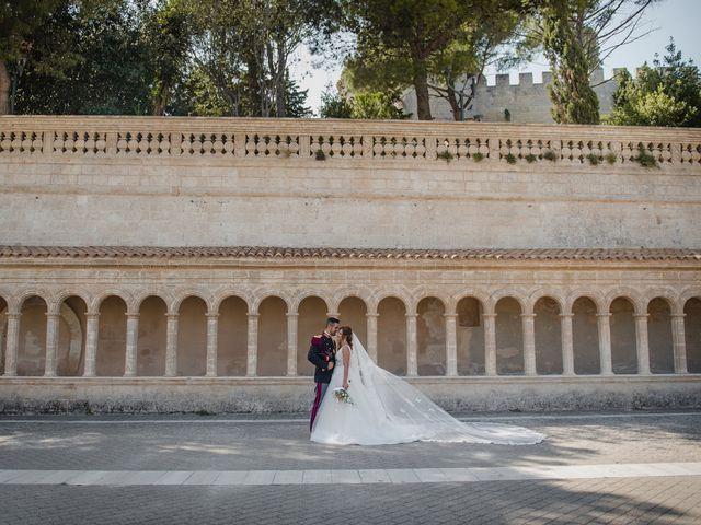 Il matrimonio di Davide e Denise a Torre Santa Susanna, Brindisi 30