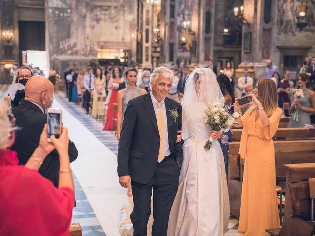 Il matrimonio di Marianna e Guido a Firenze, Firenze 13