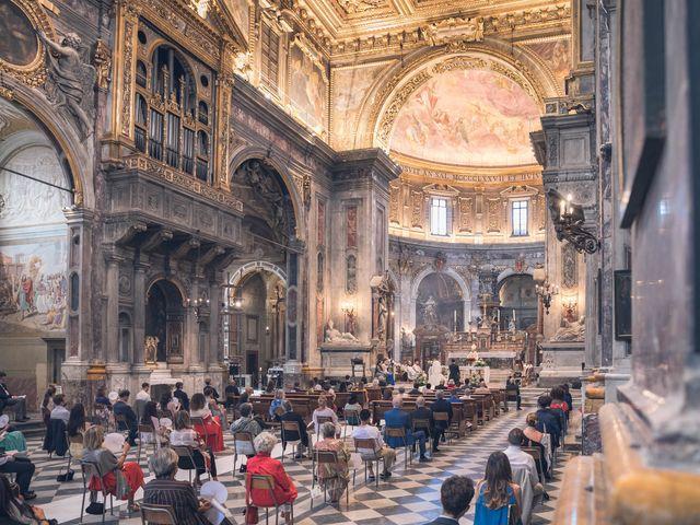 Il matrimonio di Marianna e Guido a Firenze, Firenze 15