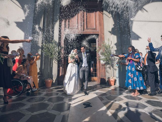 Il matrimonio di Marianna e Guido a Firenze, Firenze 20