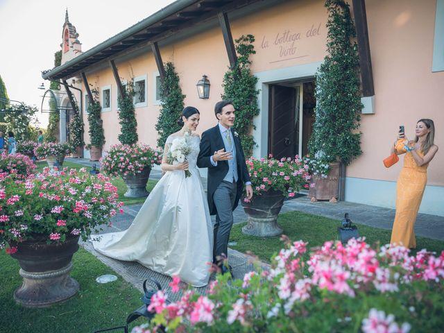 Il matrimonio di Marianna e Guido a Firenze, Firenze 23