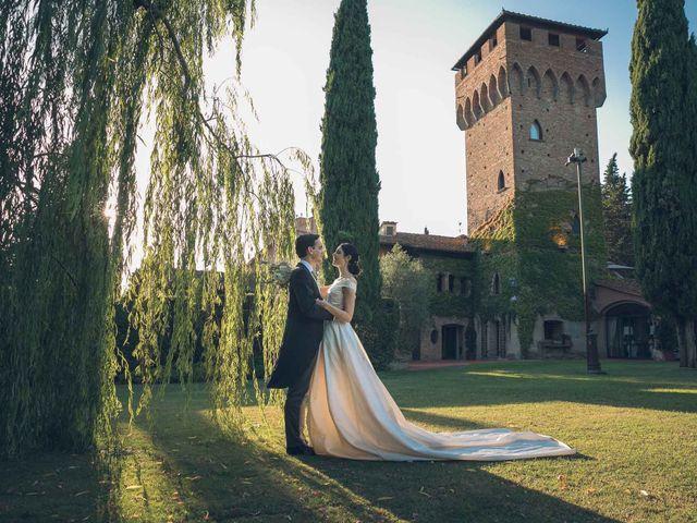 Il matrimonio di Marianna e Guido a Firenze, Firenze 26