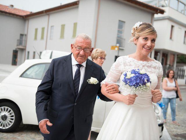 Il matrimonio di Federico e Cristina a Vimodrone, Milano 20
