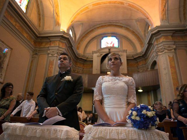 Il matrimonio di Federico e Cristina a Vimodrone, Milano 24
