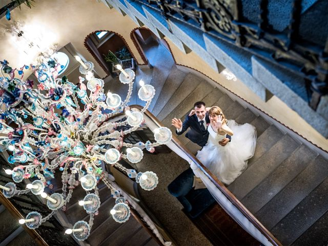Le nozze di Maria Teresa e Luca