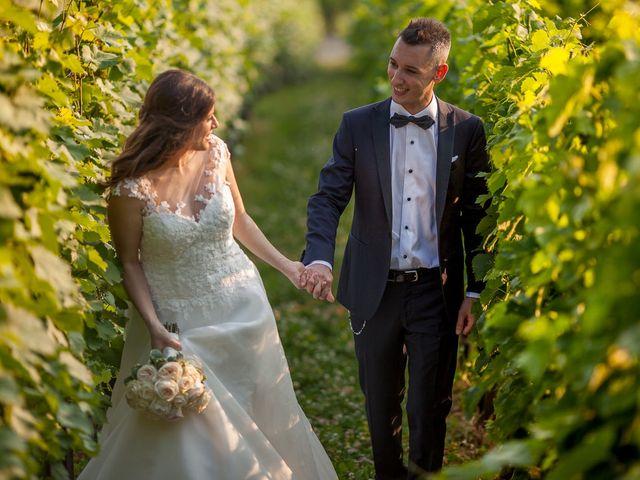 Le nozze di Carlo e Cinzia
