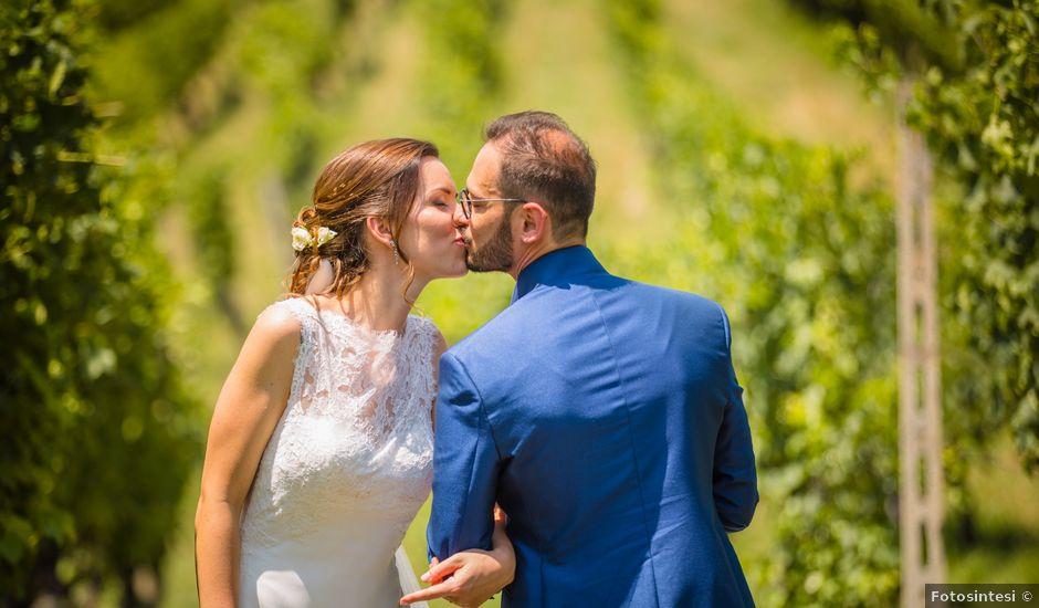 Il matrimonio di Ferd e Lara a Serra de' Conti, Ancona