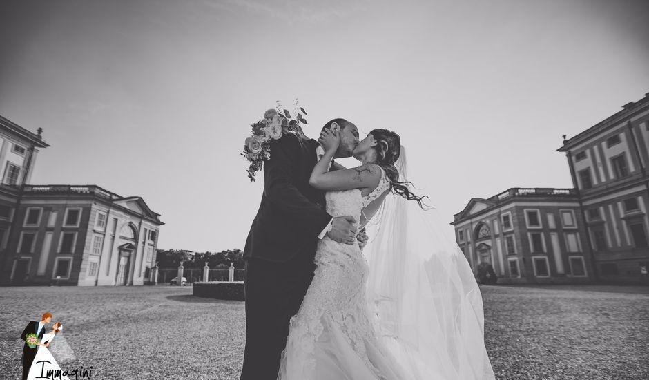 Il matrimonio di Cesare e Veronica a Monza, Monza e Brianza