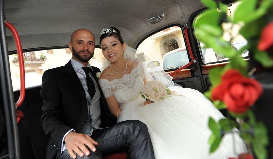 Il matrimonio di Maria Francesca e Almerindo a Rignano Flaminio, Roma