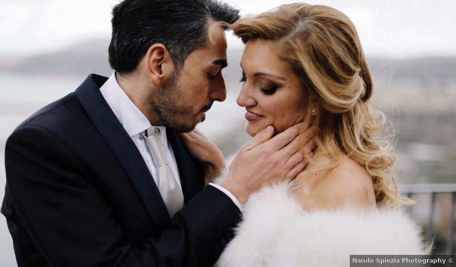 Il matrimonio di Gianfranco e Serena a Napoli, Napoli