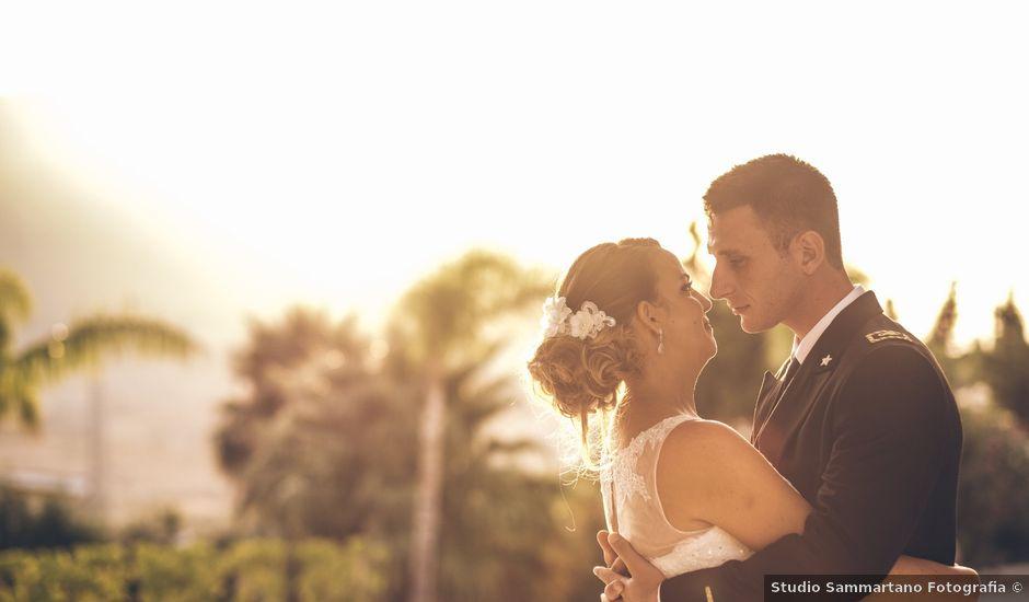 Il matrimonio di Riccardo e Rita a Bagheria, Palermo