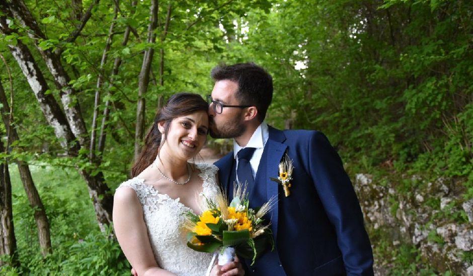Il matrimonio di Antonio e Giulia a Rovereto, Trento