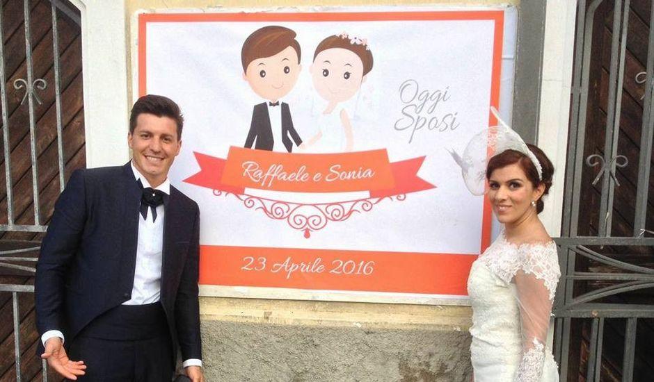 Il matrimonio di Sonia e Raffaele a Pizzo, Vibo Valentia