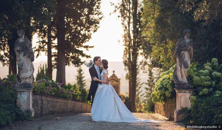 Il matrimonio di Marianna e Guido a Firenze, Firenze