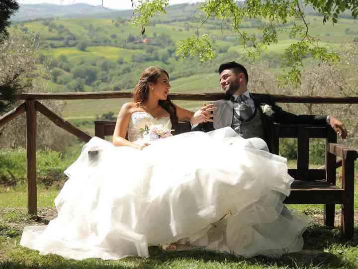 Le nozze di Greta e Francesco