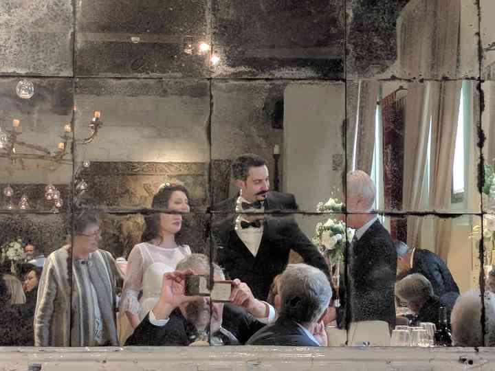 Le nozze di Donatella  e Simone