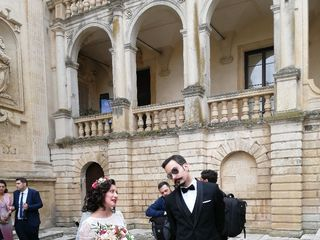 Le nozze di Donatella  e Simone 1