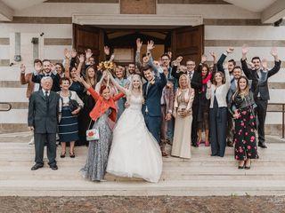 Le nozze di Davide e Giulia 1