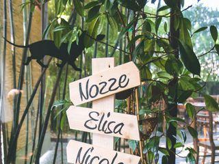 Le nozze di Elisa e Nicola 2