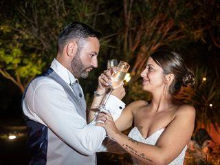 Le nozze di Erika e Giacomo