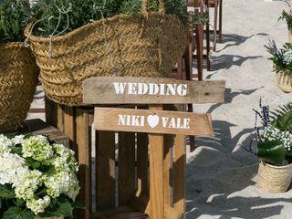 Le nozze di Valeria e Niccolò