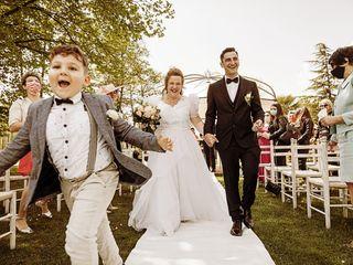 Le nozze di Greta e Damiano