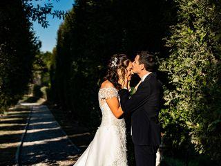 Le nozze di Arianna e Filippo