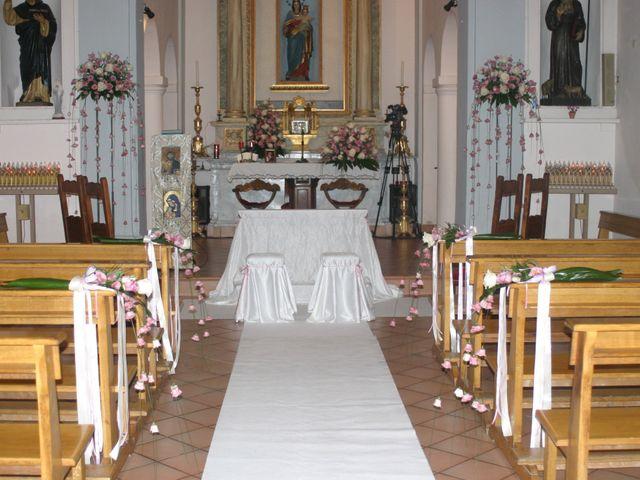 Il matrimonio di Marco e Emanuela a Corridonia, Macerata 1