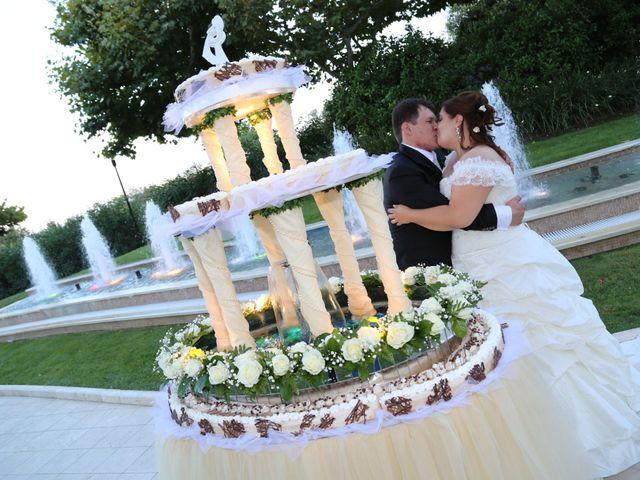 Il matrimonio di Marco e Emanuela a Corridonia, Macerata 4