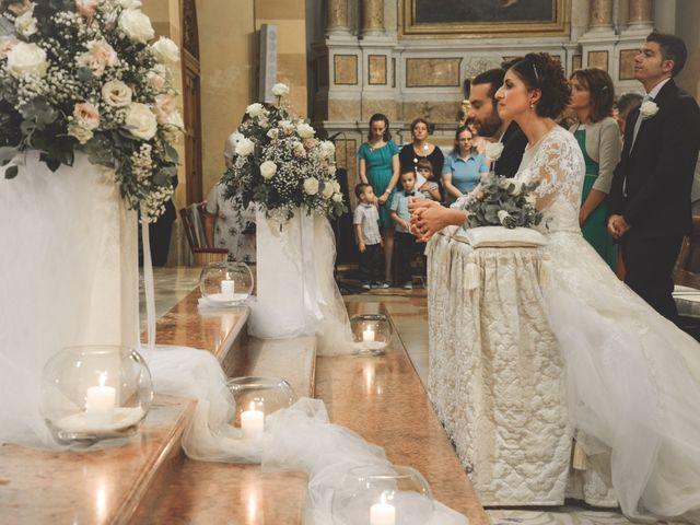 Il matrimonio di Francesco e Elena a Cerea, Verona 2