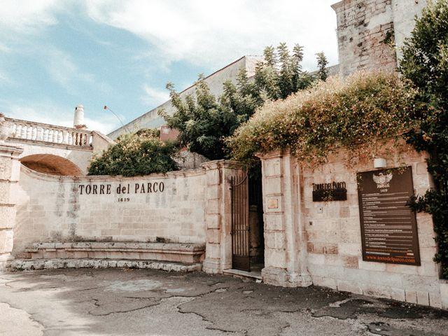 Il matrimonio di Michele e Claire a Lecce, Lecce 1