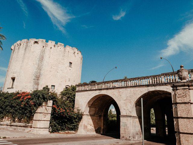 Il matrimonio di Michele e Claire a Lecce, Lecce 2