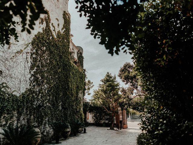 Il matrimonio di Michele e Claire a Lecce, Lecce 3